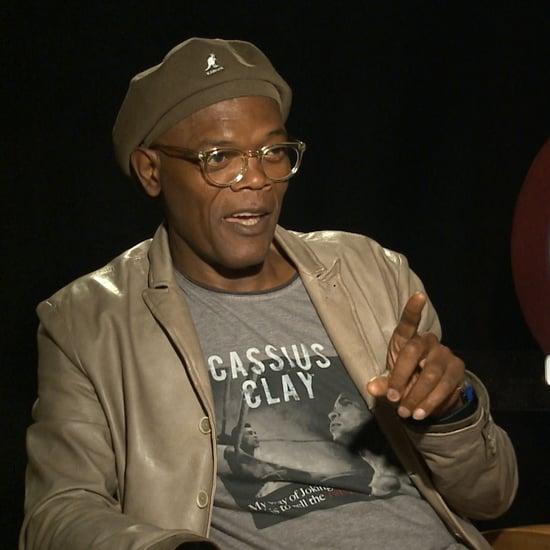 Samuel L. Jackson Captain America Sequel Interview (Video)