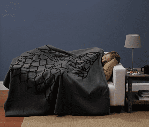 Game of thrones blanket 105 awesome but affordable gifts for Game of thrones gifts for men
