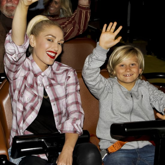 Gwen Stefani's Son Zuma's Birthday Video 2016