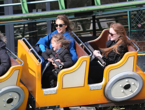 March-Jessica-Alba-took-her-daughter-Honor-roller-coaster