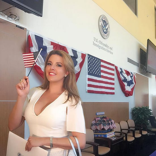 Former Miss Universe Who Donald Trump Body Shamed Becomes a U.S. Citizen and Plans to Vote Against Him