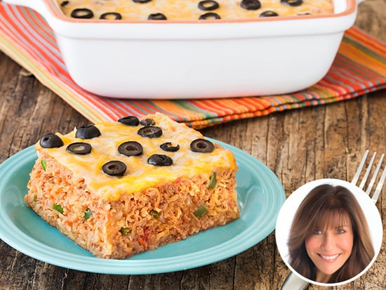 Hungry Girl: Cook Once and Eat for the Whole Week with This Spaghetti Squash Casserole