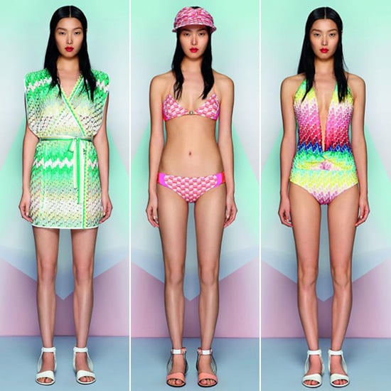 Missoni's Beach Lookbook Is a Print-Lover's Delight