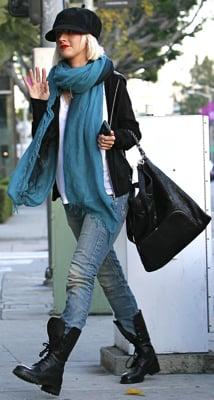 Christina Aguilera's Style 2009-12-23 13:45:00