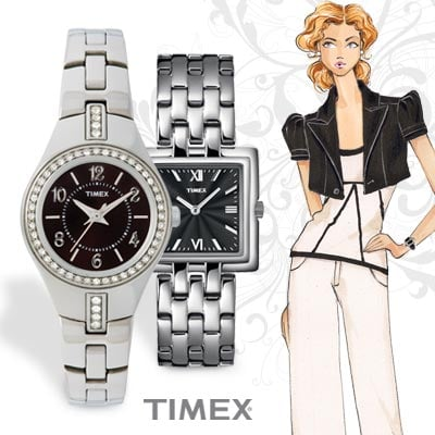 Timex® Style — From the Runway to Everyday