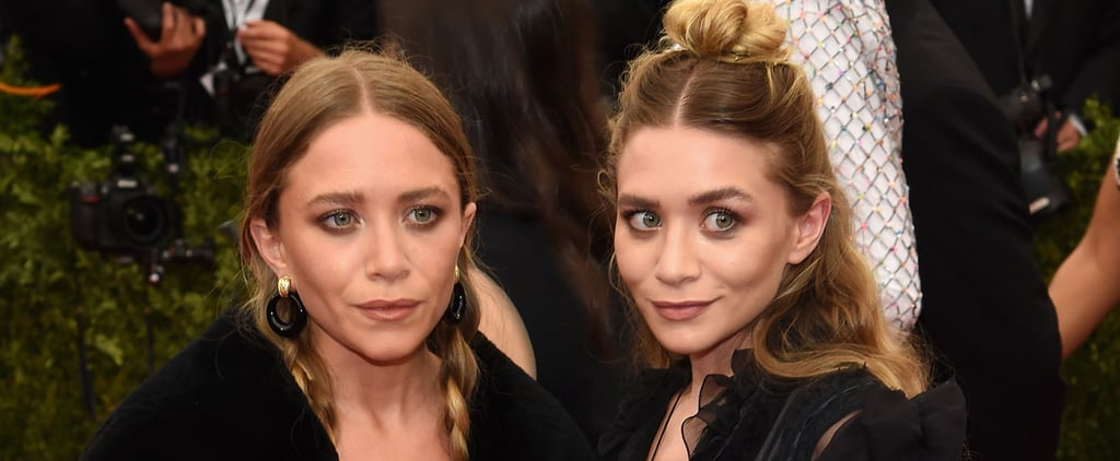 Ashley and Mary-Kate Olsen Shared Their First Public Selfie With Matching Shades On