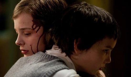Movie Review of Let Me In Starring Chloe Moretz, Kodi Smit-McPhee and Richard Jenkins
