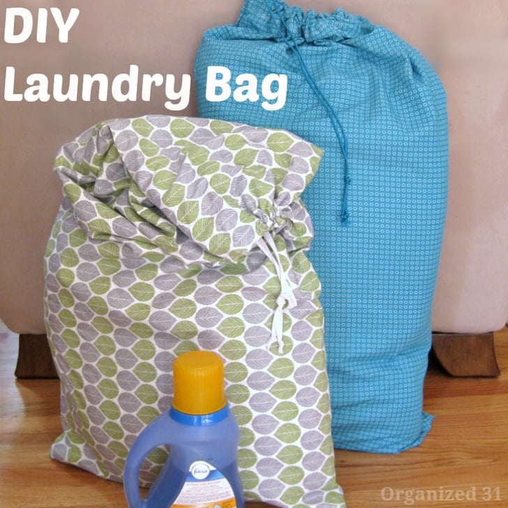 Laundry Bag | 37 of the Best DIY Gifts For College ...