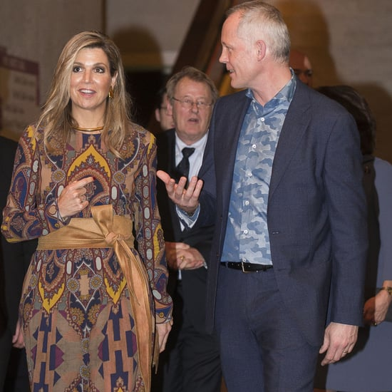 Queen Maxima Wears a Jumpsuit
