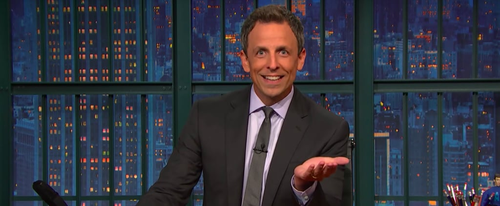 Seth Meyers Perfectly Calls Out the Bernie or Bust Group