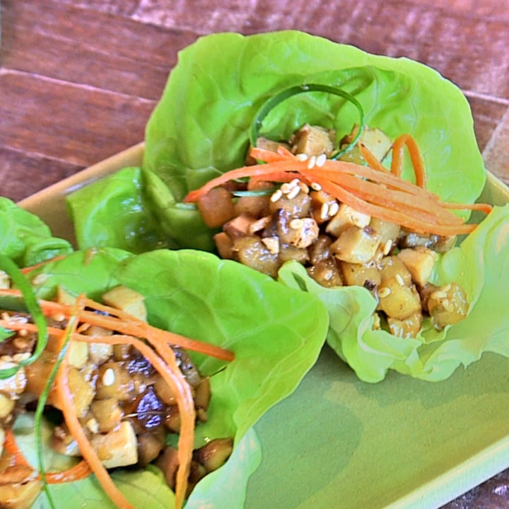 Dr. Weil's Vegetarian Lettuce Wraps From True Food Kitchen