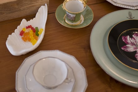 Nice and New: Nymphenburg Porcelain at Rose and Radish