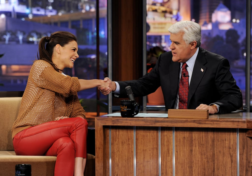 Katie Holmes chats Don't Be Afraid of the Dark.