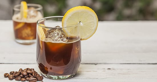 Iced Coffee Lemonade Is the Weird Summer Mashup Drink You *Need* to Try
