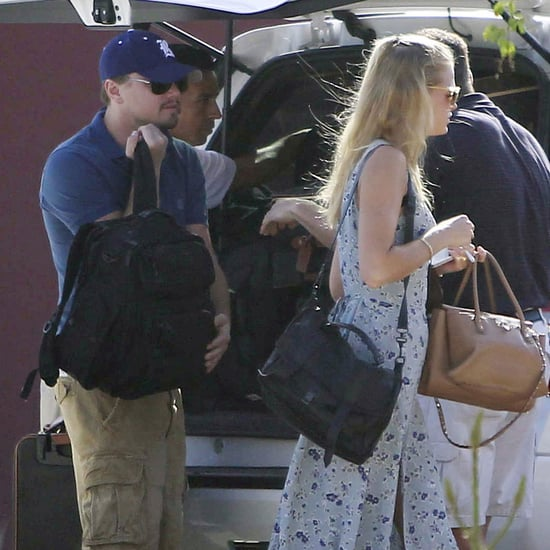 Leonardo DiCaprio and Erin Heatherton Vacation in Mexico