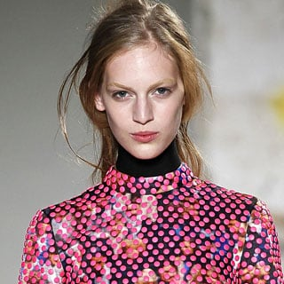 Photos of the Hair and Makeup Look at Proenza Schouler Spring Summer 2013 New York Fashion Week