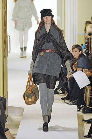 London Fashion Week, Fall 2007: Marc by Marc Jacobs