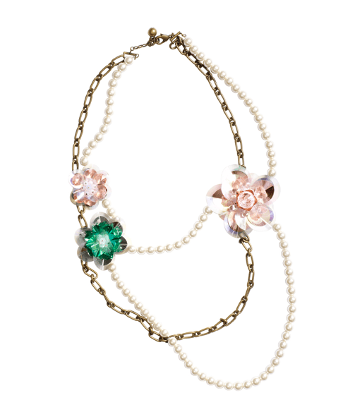 Necklace, $49.95