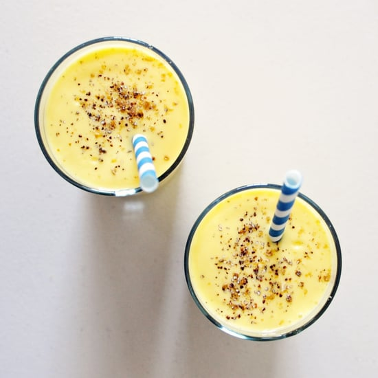 Mango Lassi With Cardamom