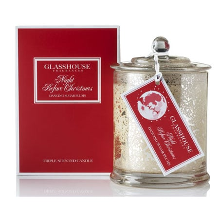 Glasshouse Night Before Christmas Candle ($34.95)