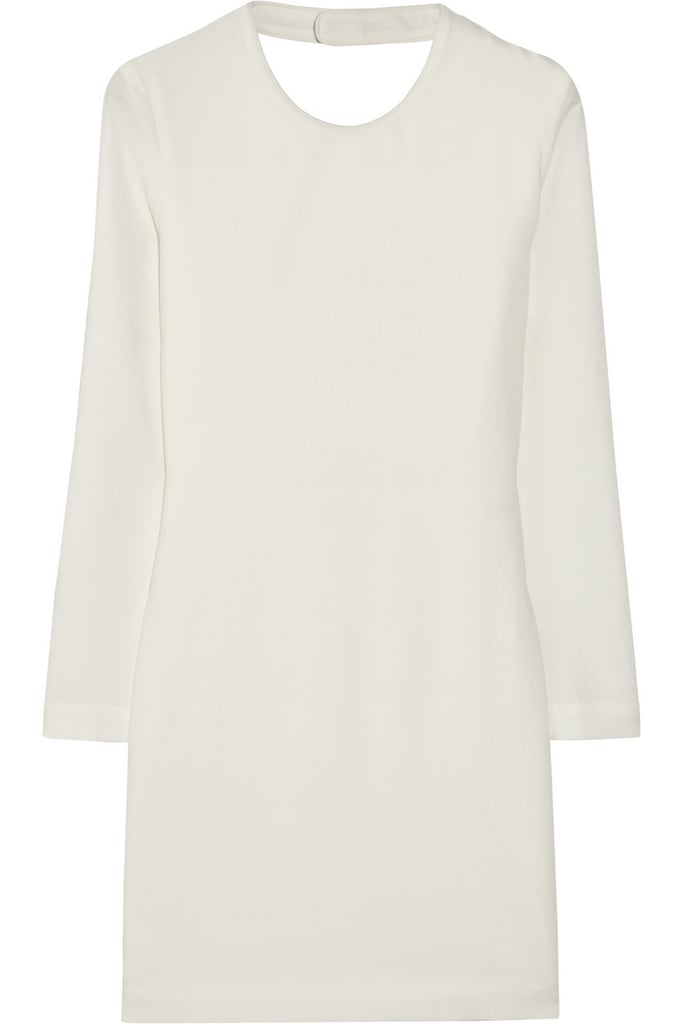 IRO White Open-Back Dress