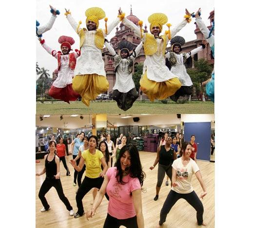 New Workout Trend: Masala Bhangra