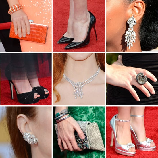 See All the Celebrity Accessories from the 2013 SAG Awards