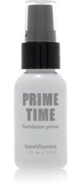 Review of Bare Escentuals BareVitamins Prime Time Foundation Primer