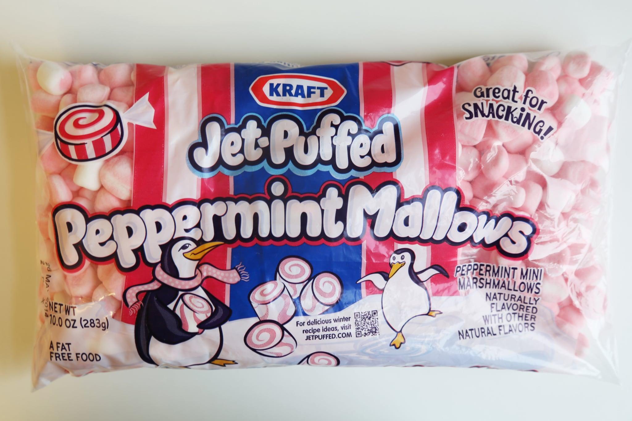 Jet-Puffed Peppermint Mallows