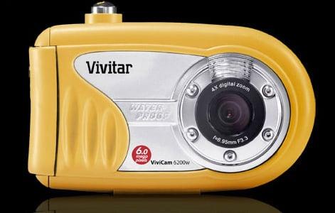 The Underwater Vivitar ViviCam 6200