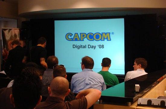 Capcom Digital Day Game Previews
