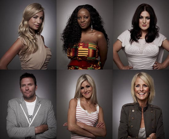 Pictures of Chantelle, Makosi, Nadia, Nick, Nikki and Ulrika Who Are Nominated For Double Eviction From Ultimate Big Brother