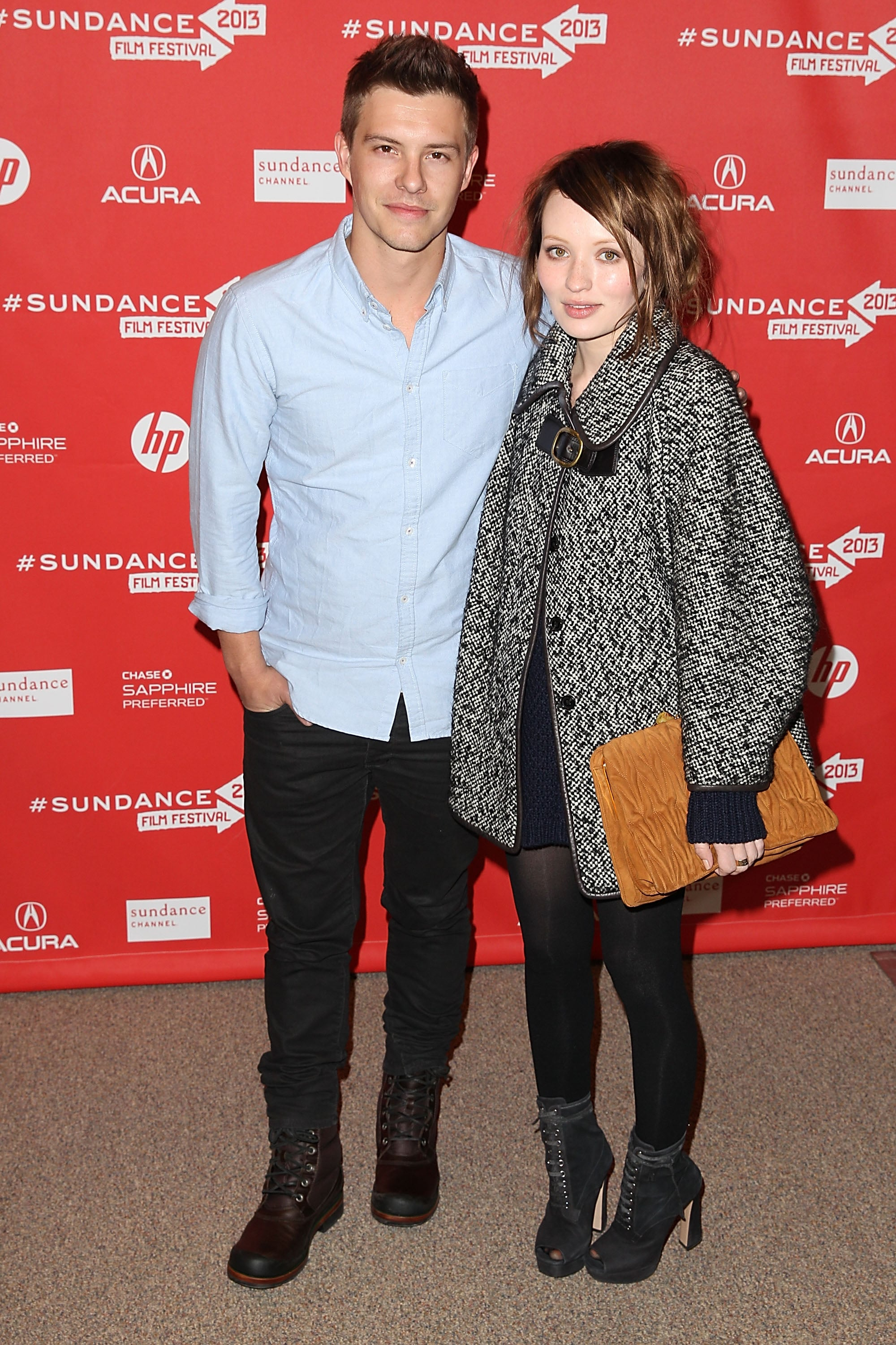 Emily Browning and xavier samuel