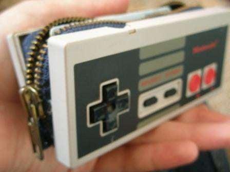 DIY Nintendo Wallet