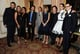 """The event's hosts linked up with the five designers who supported the cause with """"green"""" dress designs."""