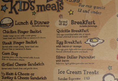 You Call This Kid Food? Simple Tips for a Healthier Diet