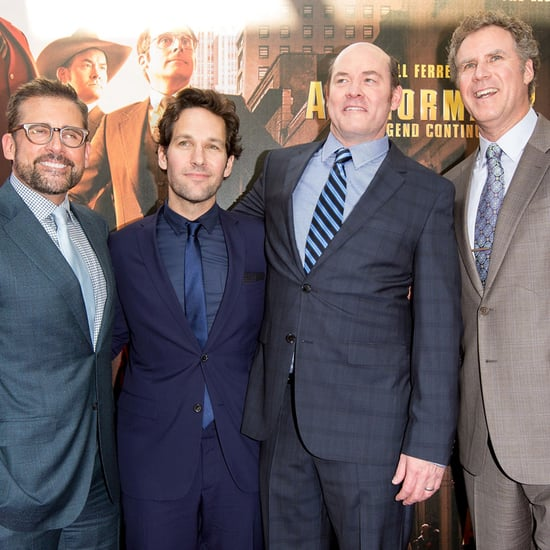 Anchorman 2 Cast on The Daily Show