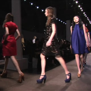 Carven Fall 2012 Runway Show