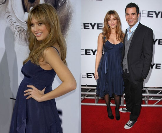 Jessica and Cash Eye LA