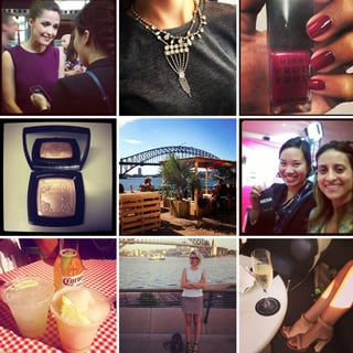 Editors' Instagram Pictures: Fashion, Beauty, Celebrities
