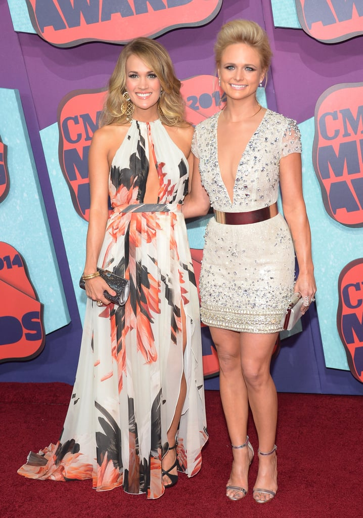 Carrie Underwood and Miranda Lambert