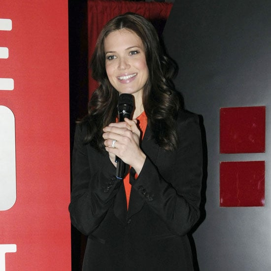 Pictures of Mandy Moore Making a Promotional Appearance For Virgin Mobile in Canada