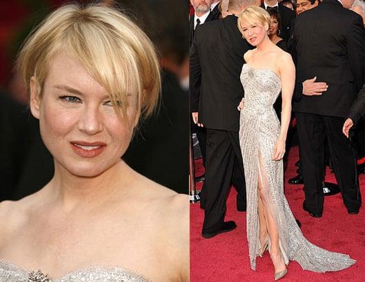 Oscars Red Carpet: Renée Zellweger