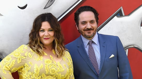 EXCLUSIVE: Melissa McCarthy and Husband Ben Falcone Couldn't Have Been More Adorable at 'Ghostbusters' Premiere