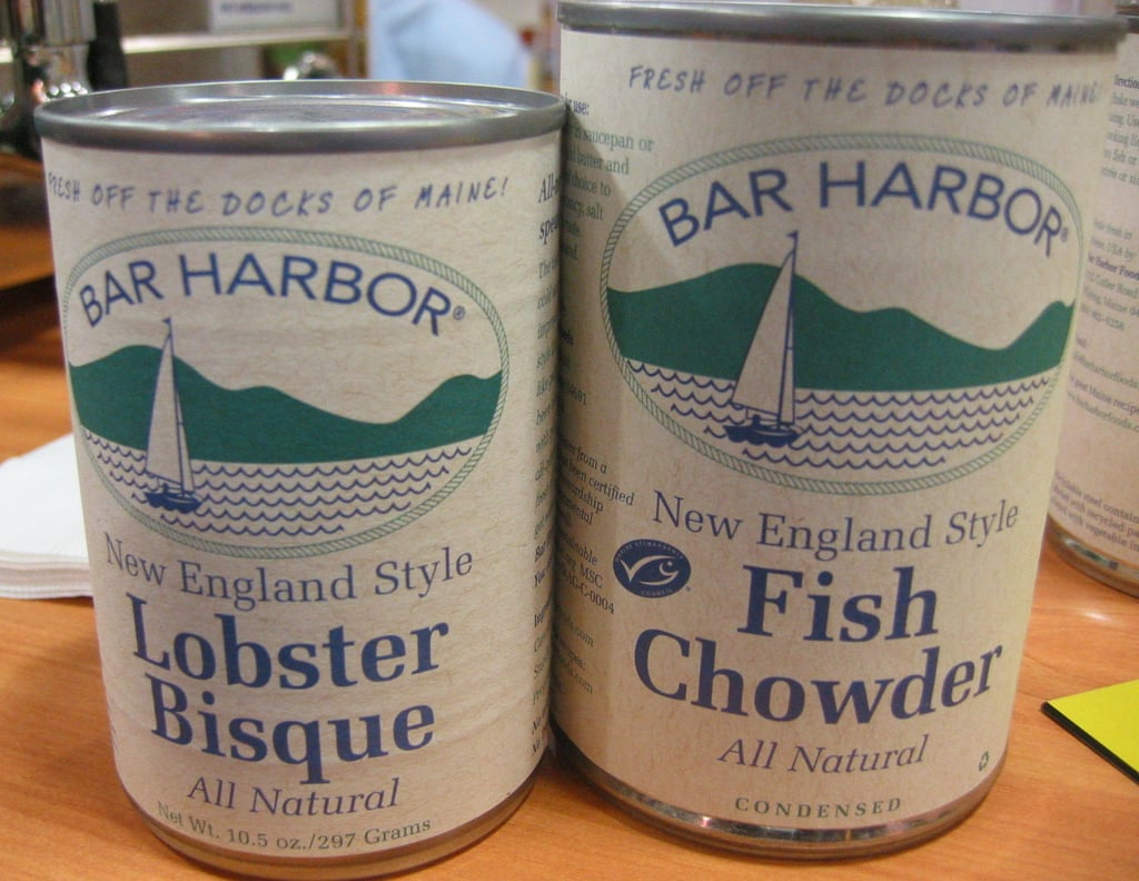 Sustainable Seafood Products