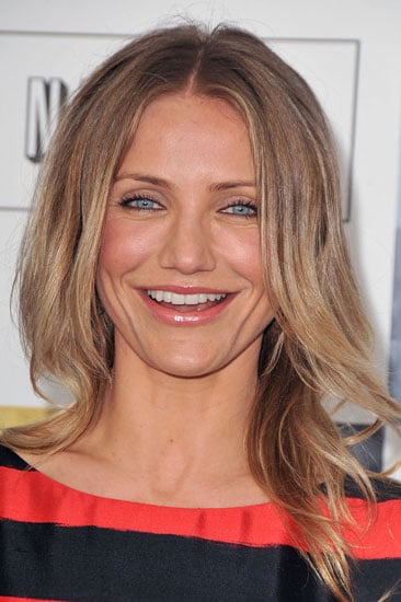 Cameron Diaz at the 2009 Independent Spirit Awards