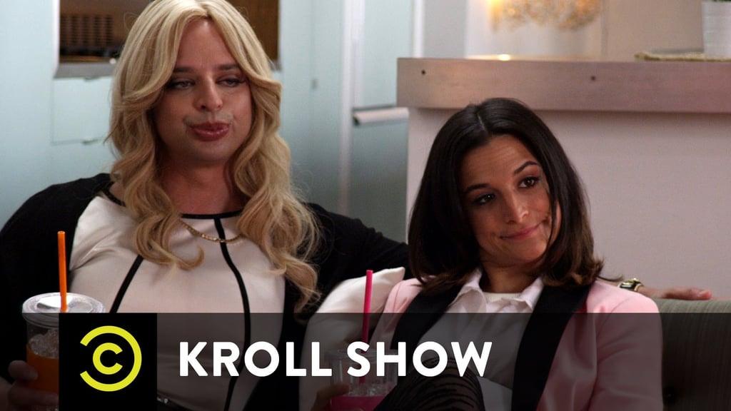 """Kroll Show: """"Cassandra Quits"""""""