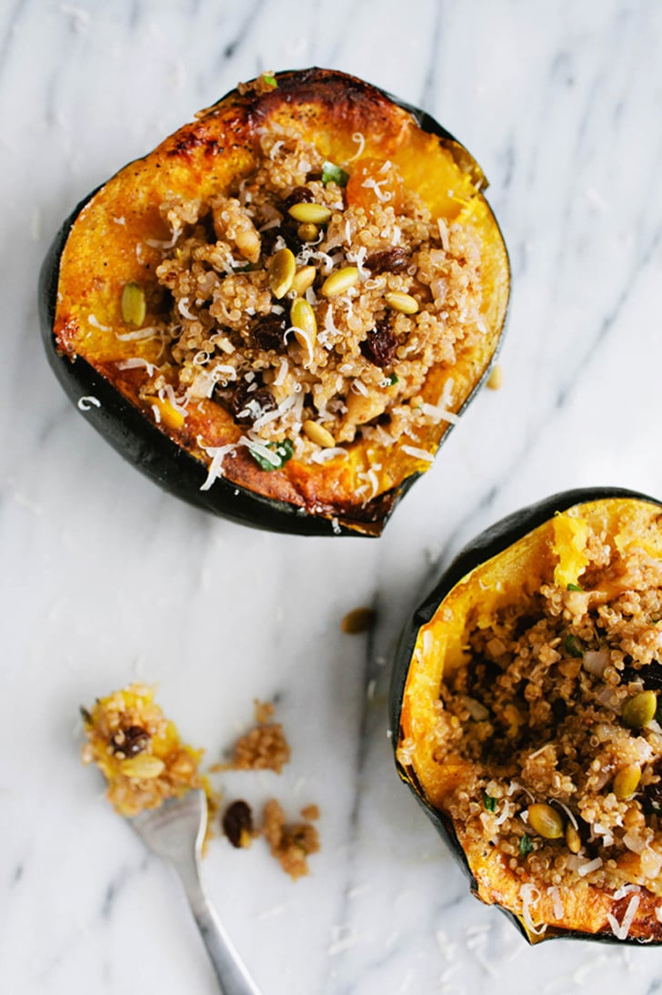 Quinoa-Stuffed Acorn Squash | 11 Main Dishes That Get ...
