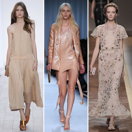 Spring 2012 Colour Report: Soft Nudes