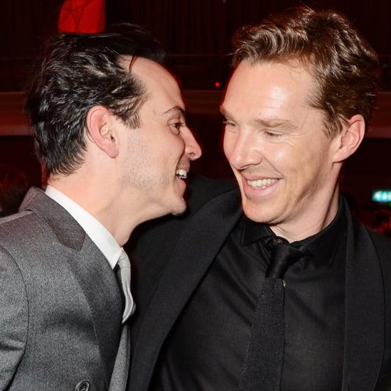 Everyone Wants a Piece of Benedict Cumberbatch